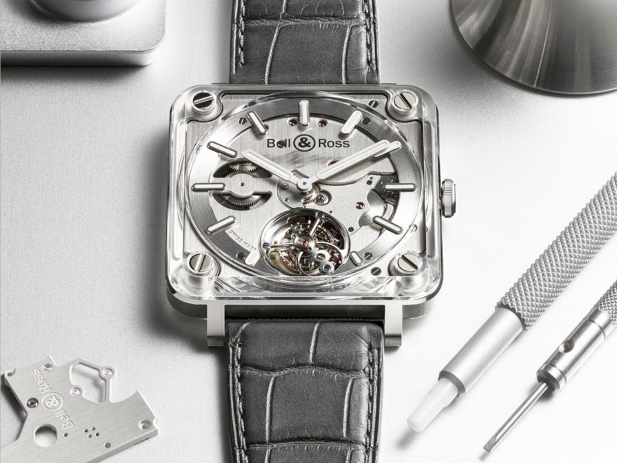 Bell & Ross BR‐X2 Tourbillon Micro-Rotor