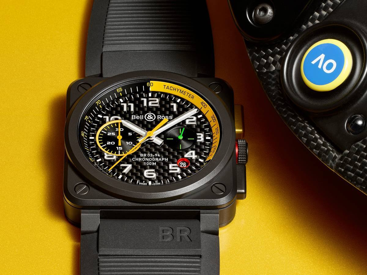 orologio Bell & Ross BR03 RS17