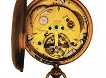 Breguet tourbillon 1188